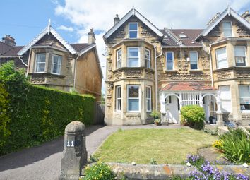 Thumbnail 6 bed semi-detached house for sale in Forester Road, Bath
