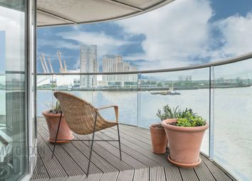 Thumbnail 2 bedroom flat for sale in New Providence Wharf, Block A, Canary Wharf, London