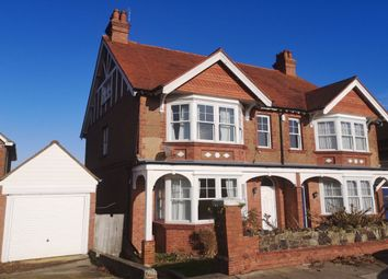 Thumbnail 5 bedroom semi-detached house to rent in Priory Avenue, Hastings