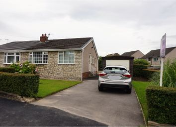 Thumbnail 2 bed semi-detached bungalow for sale in Camborne Way, Keighley