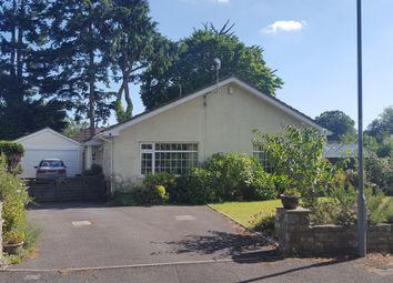 Thumbnail 4 bedroom detached bungalow for sale in Druids Close, West Parley, Ferndown