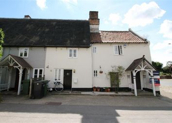 Thumbnail 3 bedroom semi-detached house for sale in The Street, Poringland, Norwich