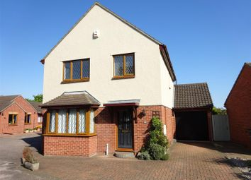 Thumbnail 4 bed detached house for sale in Blair Close, Rushmere St. Andrew, Ipswich