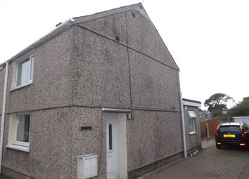 Thumbnail 2 bed semi-detached house for sale in Bethel, Caernarfon