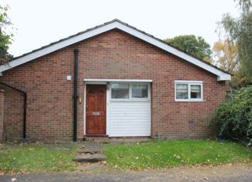 Thumbnail 1 bed semi-detached bungalow to rent in Holly Close, Englefield Green, Egham