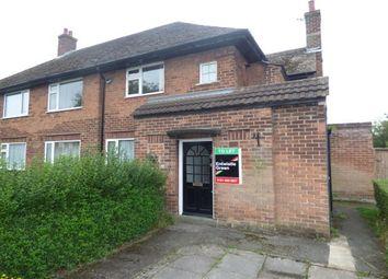 Thumbnail 2 bed flat to rent in Lambshear Lane, Lydiate, Liverpool