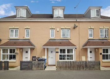 Thumbnail 4 bedroom terraced house for sale in Woodheys Park, Kingswood, Hull, East Yorkshire