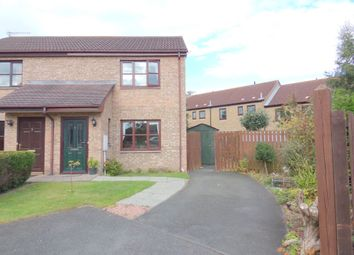 Thumbnail Semi-detached house for sale in New Barns Way, Warkworth, Morpeth