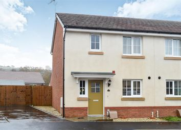 Thumbnail 2 bed property to rent in Brynteg Green, Beddau, Pontypridd