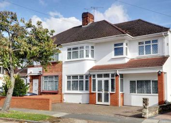 Thumbnail 6 bed property for sale in Crosslands Avenue, Southall, Middlesex