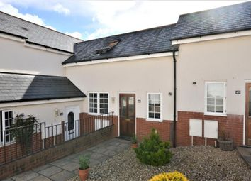 Thumbnail 1 bed terraced house for sale in High Street, Crediton, Devon