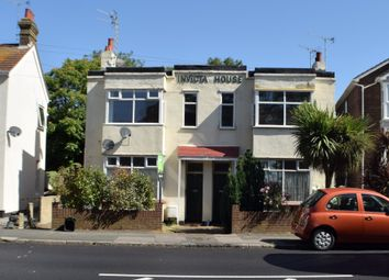 Thumbnail 2 bed flat for sale in 623A London Road, Hadleigh, Benfleet, Essex