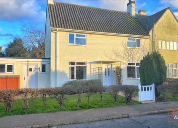 Thumbnail 3 bed semi-detached house for sale in Tally Ho Corner, Stratford St. Mary, Colchester
