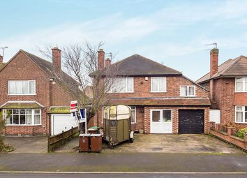 Thumbnail 4 bed detached house for sale in Aspley Park Drive, Aspley, Nottingham