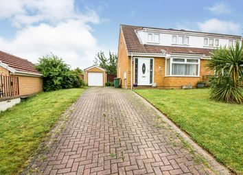 3 bed semi-detached bungalow for sale in Woodley Grove, Ormesby, Middlesbrough TS7