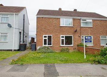 Thumbnail 2 bed semi-detached house for sale in Wayside Court, Bearpark, Durham