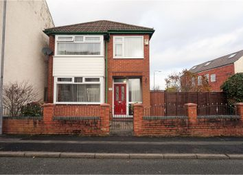 Thumbnail 3 bed detached house for sale in Seddon Street, St. Helens