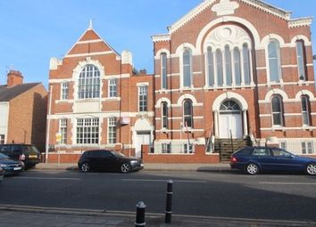 Thumbnail 2 bed flat for sale in North Mills, Frog Island, Leicester