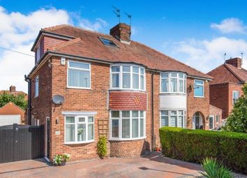 Thumbnail 4 bed semi-detached house for sale in Bad Bargain Lane, York, North Yorkshire, England
