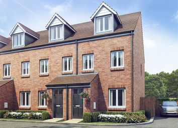 "Thumbnail 3 bed semi-detached house for sale in ""The Souter"" at Oxford Road, Calne"