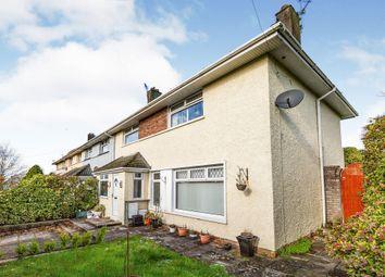 4 bed end terrace house for sale in St Winifreds Road, Cefn Glas, Bridgend CF31