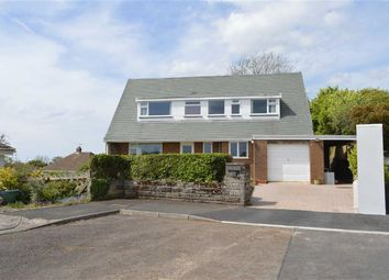 Thumbnail 5 bedroom detached house for sale in Hillcrest, Langland, Swansea