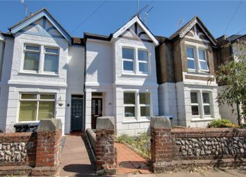 Thumbnail 3 bed terraced house for sale in The Drive, West Worthing, West Sussex