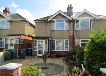 Thumbnail 2 bed semi-detached house for sale in Regents Park Road, Southampton
