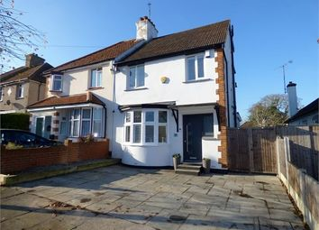 Thumbnail 4 bed semi-detached house for sale in Montague Avenue, Leigh On Sea, Leigh On Sea