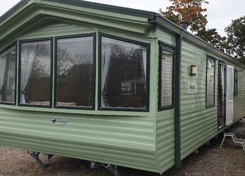 Thumbnail 2 bed mobile/park home for sale in Holiday Park, Lockerbie