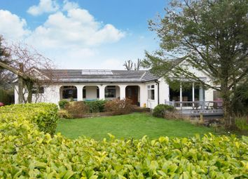 Thumbnail 4 bed detached bungalow for sale in Helena Road, Capel-Le-Ferne, Folkestone