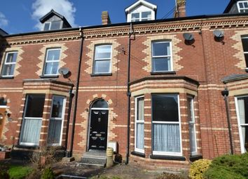 Thumbnail 6 bed terraced house for sale in Redlands, Tiverton