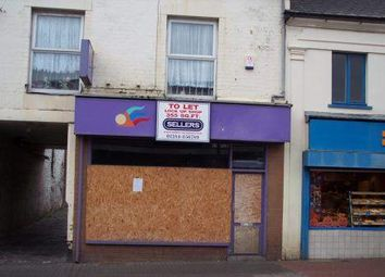 Retail premises to let in 84 Stafford Street, Willenhall WV13