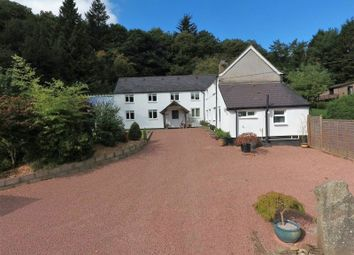 Thumbnail 4 bed detached house for sale in With Detached Studio, Little Drybrook, Coleford