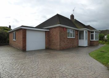 Thumbnail 3 bedroom detached bungalow for sale in Clough Hall Road, Kidsgrove, Stoke-On-Trent