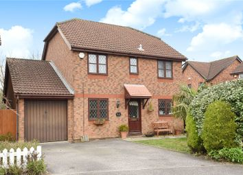 Thumbnail 4 bed detached house to rent in Hemmyng Corner, Warfield, Berkshire