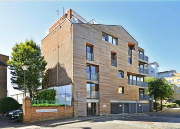 Thumbnail 3 bed flat for sale in Boatyard Apartments, 30 Ferry Street, London