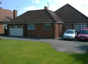 Thumbnail 3 bed detached bungalow for sale in Ferriby High Road, North Ferriby
