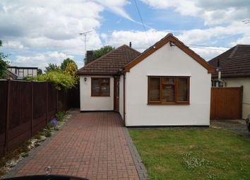 Thumbnail 2 bed bungalow to rent in Swan Lane, Runwell, Wickford