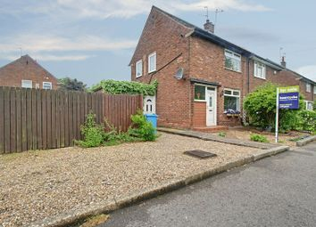 Thumbnail 2 bed semi-detached house for sale in Hartoft Road, Hull