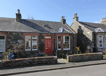 Thumbnail 2 bed semi-detached bungalow for sale in Walkershaugh, Peebles, Scottish Borders