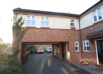 Thumbnail 2 bed property to rent in Abbey Close, Stafford