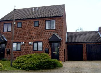 Thumbnail 2 bed property to rent in Ketton Close, Willen, Milton Keynes