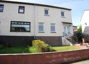 Thumbnail 3 bedroom semi-detached house for sale in Leven Road, Coatbridge