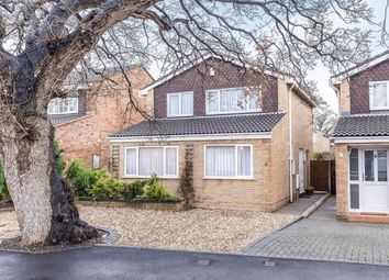 Thumbnail 3 bed detached house for sale in Oakcroft Close, Matson, Gloucester, Gloucestershire