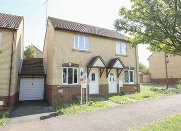 Thumbnail 2 bed semi-detached house to rent in Wadhurst Lane, Kents Hill, Milton Keynes