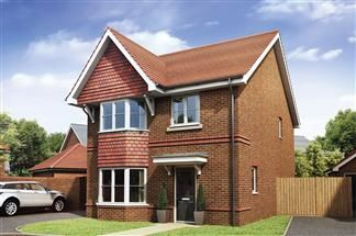 Thumbnail 3 bed detached house for sale in Mill Lane, Calcot