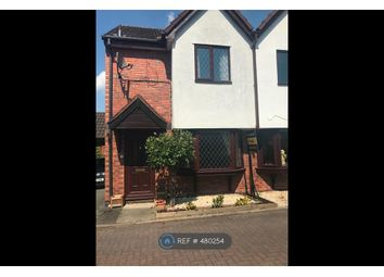 Thumbnail 2 bed semi-detached house to rent in Bailey Court, Stoke-On-Trent