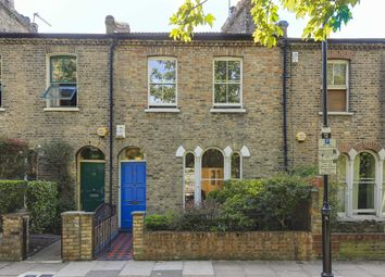 Thumbnail 3 bed terraced house for sale in Mount Pleasant Crescent, Crouch End Borders, London