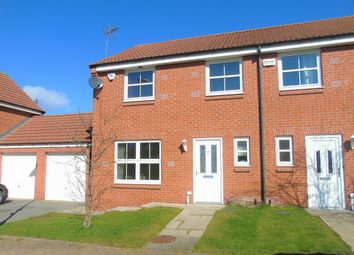 Thumbnail 3 bed semi-detached house for sale in The Lanes, Darlington